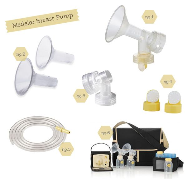 Pump In Style Advanced FAQs Medela