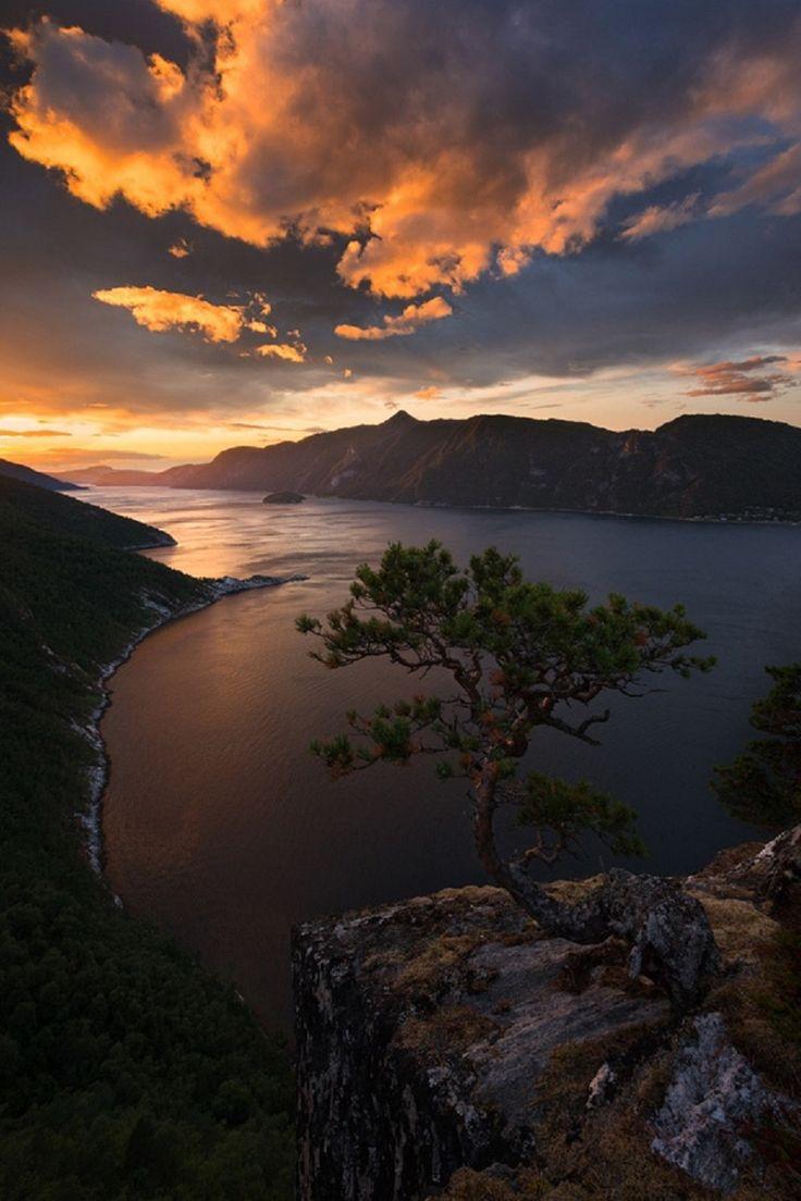 Sunndalsfjorden, Norway Alex Mody