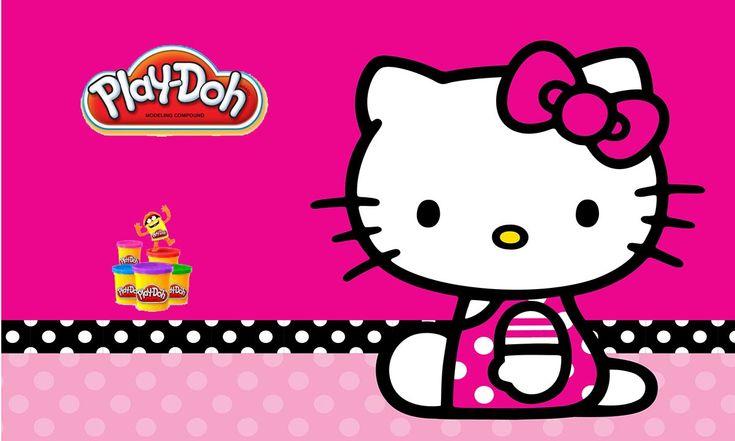 Play-Doh Hello Kitty - Juguetes de Play Doh - play doh hello kitty en es...