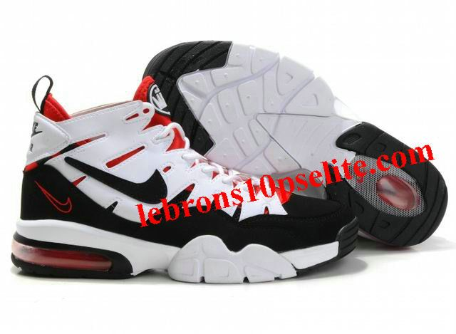 Charles Barkley Shoes - Nike Air Trainer Max 2 94 White/Red/Black