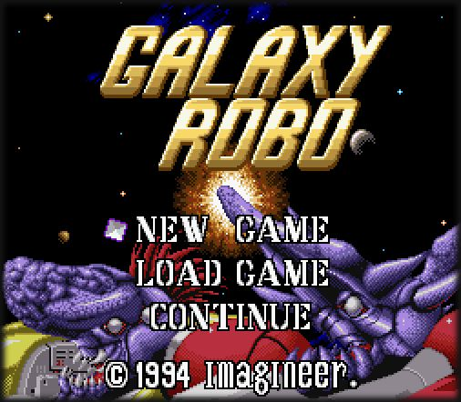 Das futuristische Strategie-Rollenspiel Galaxy Robo, welches 1994 für das SNES erschien, ist nun auf Englisch spielbar! Ob es sich lohnt kann ich euch mangels Reviews aber nicht sagen - http://www.jack-reviews.com/2015/07/galaxy-robo-snes-englisch-patch.html
