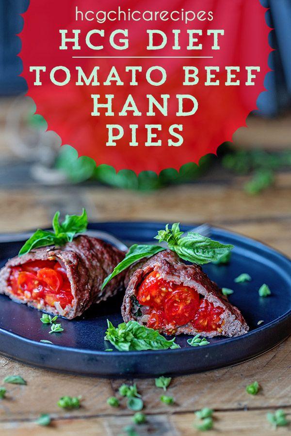 500 Calorie Diet Recipe Tomato Beef Hand Pies Sp Recipe