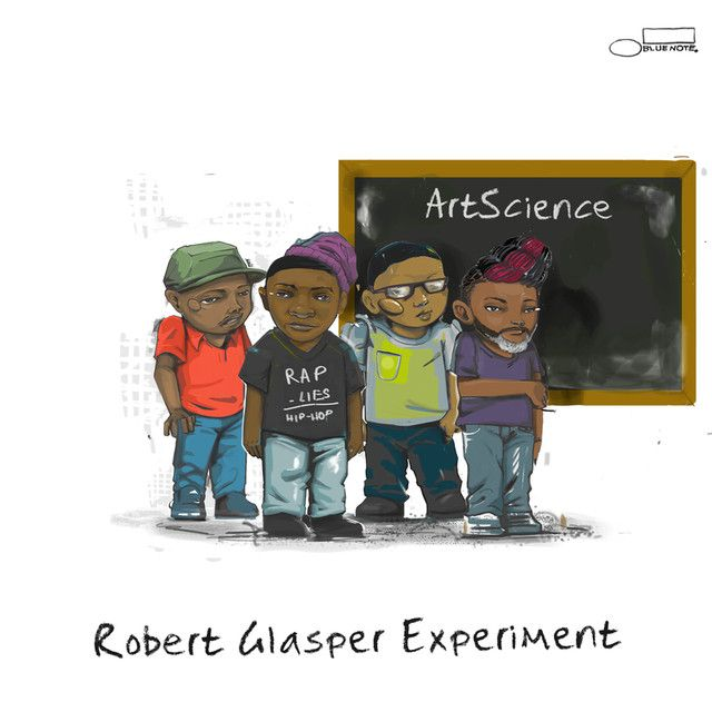 Saved on Spotify: Tell Me A Bedtime Story by Robert Glasper Experiment