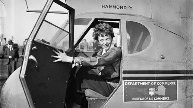Newly discovered evidence suggests Amelia Earhart survived on a remote island after her plane disappeared crossing the Pacific Ocean.