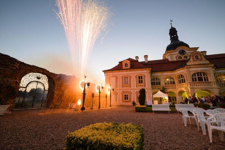 Castle NEBILOVY during the festival of Baroque 2014 #plzen2015 #baroko #baroque