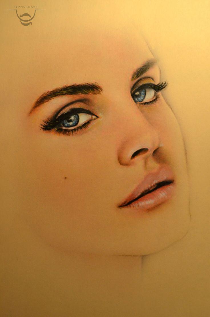 1219 best faces pastels images on pinterest pastel portraits rembrandt soft pastel and carbothello ccuart Images