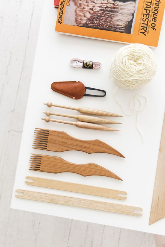 Tapestry Tools from WEAVING WORKSHOP