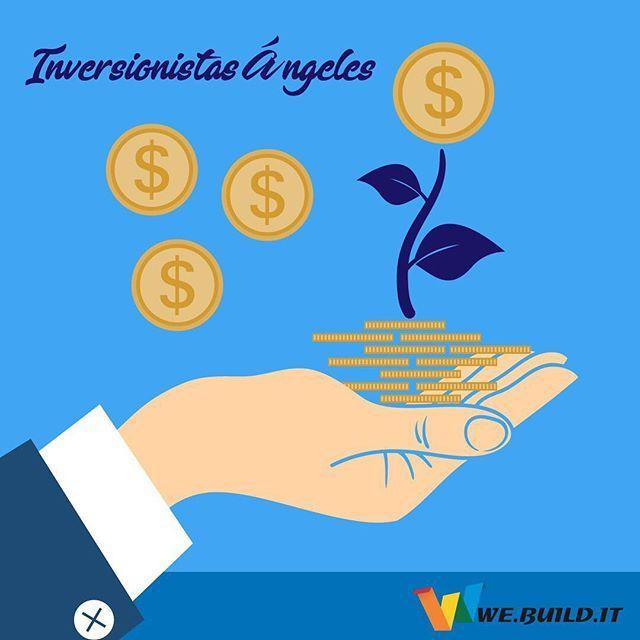 ¿Sabes qué son los inversionistas ángeles? Son inversores privados que aportan su capital, su experiencia y sus contactos al emprendimiento. Colocan dinero, pero tienen un perfil más de mentor. El know-how que aporta es tan importante como el capital. #WeBuildIt #Innovación #Emprendimiento #EmprendeTips