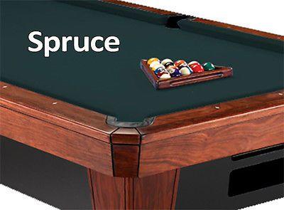 Other Billiards Accs and D cor 21210: 10 Simonis 860 Spruce Billiard Pool Table Cloth Felt -> BUY IT NOW ONLY: $411 on eBay!