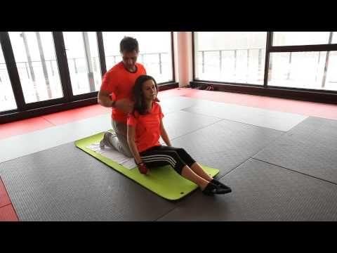 Exercitii de stretching cu Doru Bondreanu