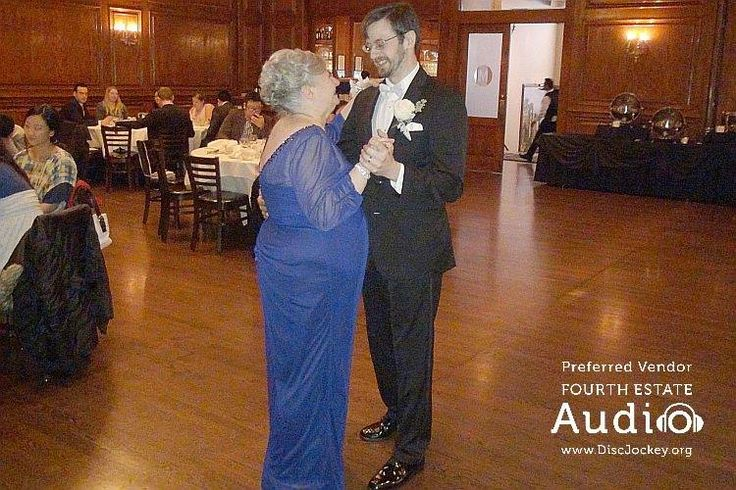 """Steve and his mother chose Dan Fogelberg's """"Longer"""" as their special song. http://www.discjockey.org/real-chicago-wedding-march-5-2016/"""