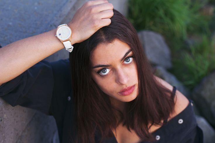 Naomi for www.castor-watches.com