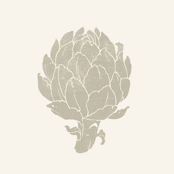 The Artichoke Art Print by Teagan White