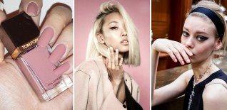 Manicure rosa nude: tutte le varianti del colore più trendy della primavera estate 2016!