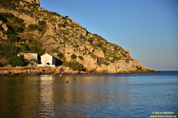 The bay of Emporios