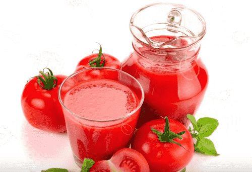 Польза томатного сока для детей и беременных