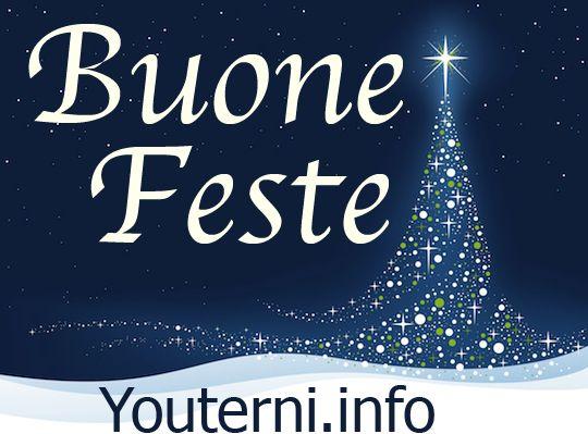 Un augurio di buone feste da tutti i nostri clienti www.youterni.info #webservice #terni #umbria #italy for #webapp #seo #ecommerce #nautica #social #realestate #immobiliare #app #turismo #gestionaleweb