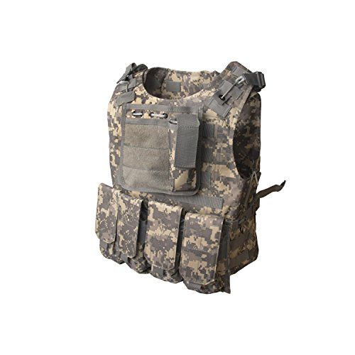 ALEKO PBTV52 Paintball Airsoft Chest Protector Tactical Vest Outdoor Sports Body Armor Camouflage Review https://besttacticalflashlightreviews.info/aleko-pbtv52-paintball-airsoft-chest-protector-tactical-vest-outdoor-sports-body-armor-camouflage-review/