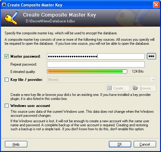 How to Secure Passwords - KeePass