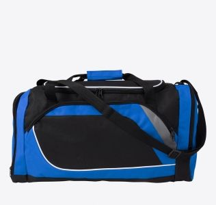 Promotional Sports Holdall With End Compartment For Shoes