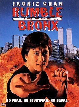 After years as the biggest star in Asia, Jackie Chan (abetted by his able collaborator director Stanley Tong) took North America by storm in 1996 with RUMBLE IN THE BRONX, the first Hong Kong film to