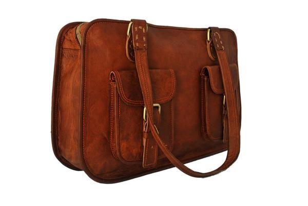Veske / skinn / bag / leather goods / Beadle fra www.lyle-d.com