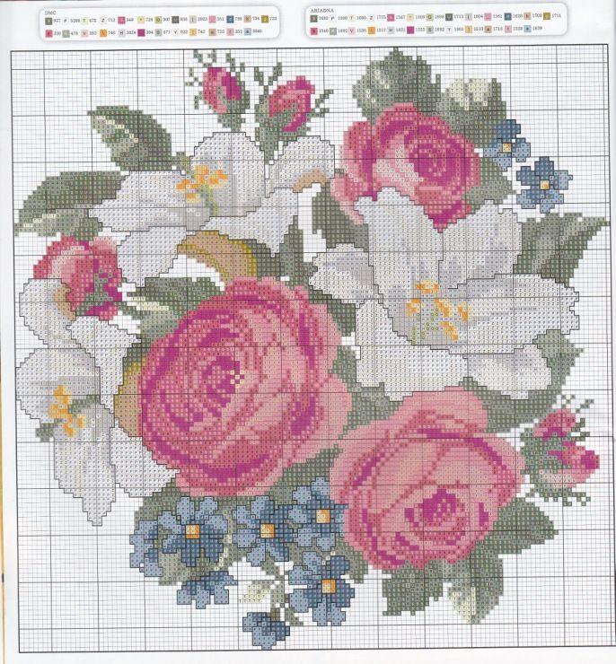 120x120 stitch. Gallery.ru / Фото #1 - еще красивые - irisha-ira
