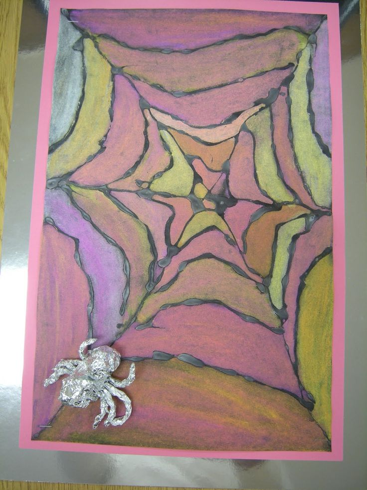 how to make real looking spider webs