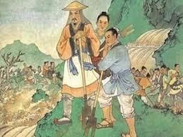 Yu the Great, Founder of Xia Dynasty and Flood Control Hero