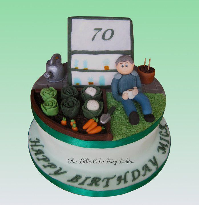 12 best Dads 70th birthday cake ideas images on Pinterest 70
