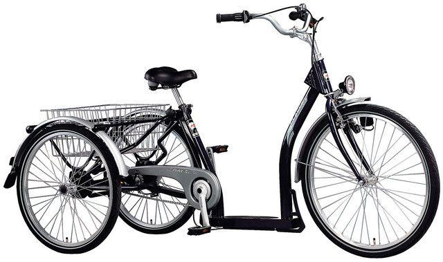 Pfau-Tec Tricycle Classic 26 Inch 45cm 3S I-Motion Blue