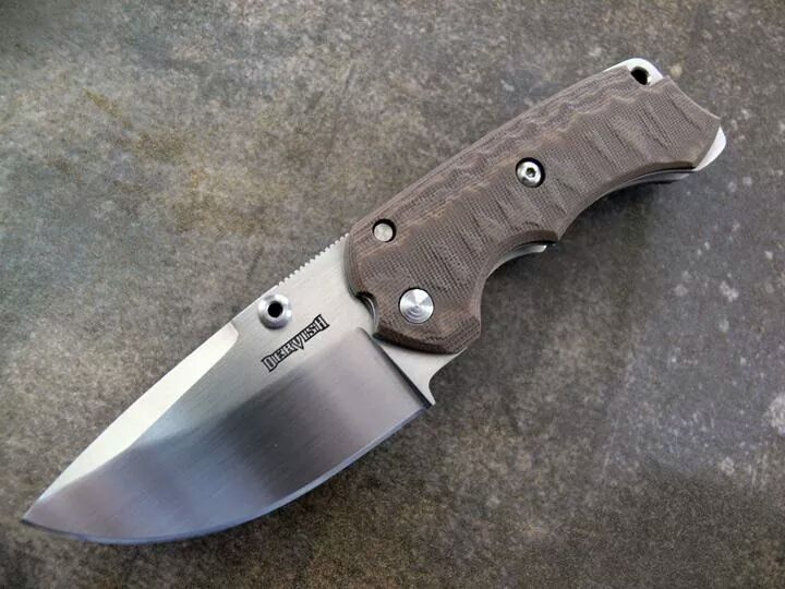 Dervish Knives, Comanche / knives, guns, and tactical gear