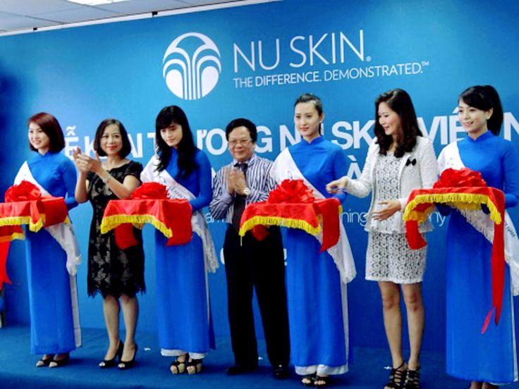 cty nuskin với dòng sản phẩm nuskin đã được đánh giá những sản phẩm của nuskin vô cung lớn, tìm hiểu về thông tin sản phẩm nuskin