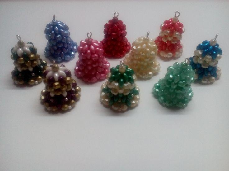 Vánoční zvonečky.