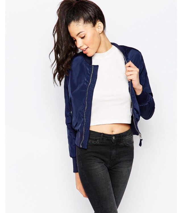 Bomber jacket                                                                                                                                                                                 More