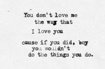 My favourite lyrics from this song!