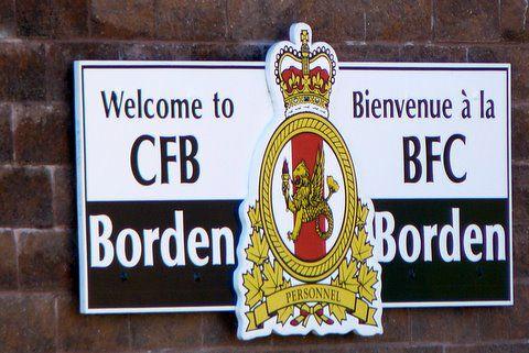 CFB Borden, Ontario