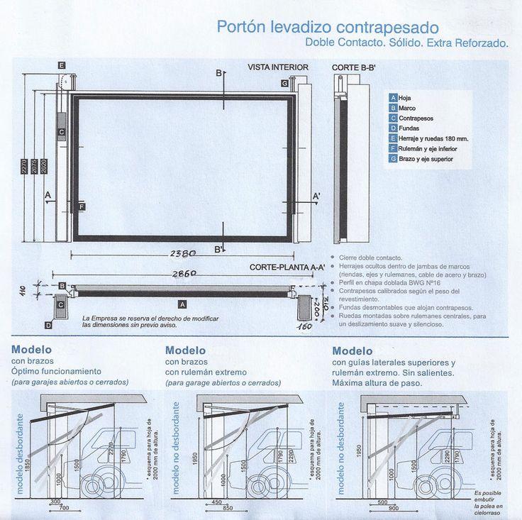 porton levadizo manual ile ilgili görsel sonucu