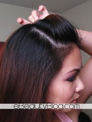 I'm not sure the pouf is really my thing, but I would like to try it without damaging my hair. #tutorial