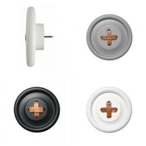 Button Hooks Medium HK Living