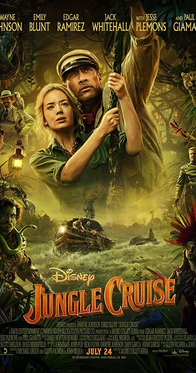 Jungle Cruise (2021) on IMDb Movies, TV, Celebs, and more