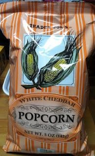 What's Good at Trader Joe's?: Trader Joe's White Cheddar Popcorn