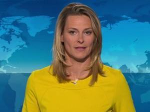 """Im """"Tagesthemen""""-Kommentar rief Anja Reschke am Mittwoch zum """"Aufstand der Anständigen"""" auf."""