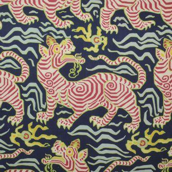 Clarence House - Tibetan Print.  I adore this!