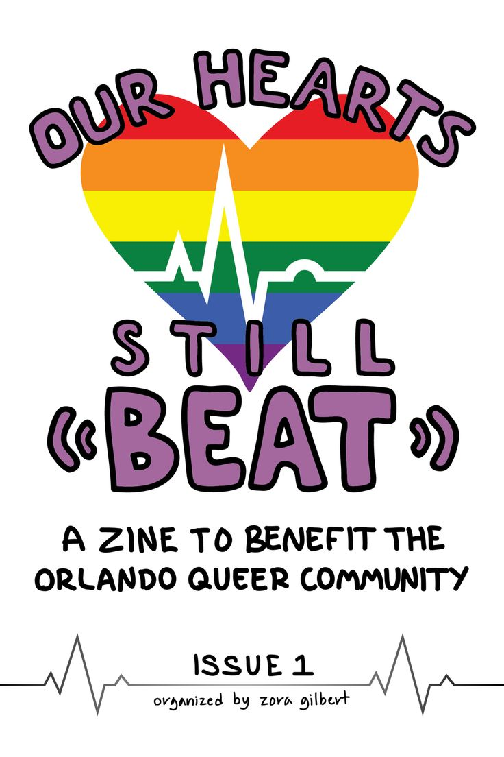 Our Hearts Still Beat is a zine organized to benefit the Orlando queer community. Collecting work—including illustrations, comics, short stories, and poetry— it is a celebration of queer life and love. O.H.S.B.includes the work of: Puré • Stephanie Brown • Erica Chan • Francesca & Michela Da Sacco • Shaula Evans & Viviane Tybusch • Jillian A. F. • Allie Hotchkiss • Ingram • Francesco Savino & Roberta Ingranata • Pat Shand & Manuel Preitano • Gwen Young • Melissa Zanella & Francesca Zambon…