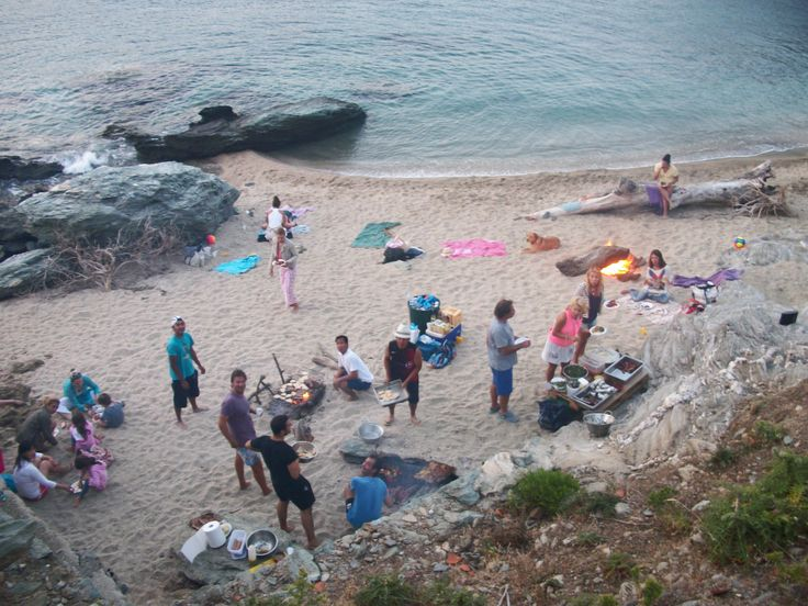 Let's have a #barbeque on the #beach ! #Onar