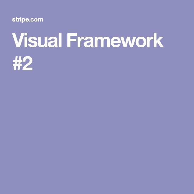 Visual Framework #2