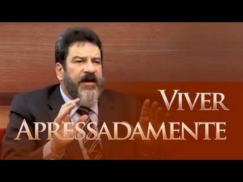 Mário Sérgio Cortella - Viver Apressadamente - YouTube