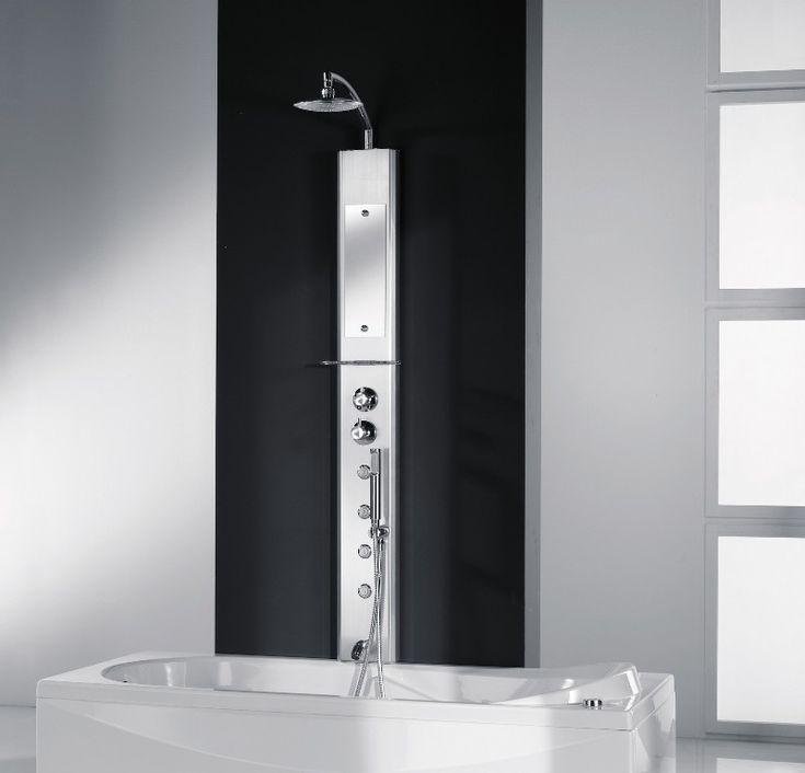 Oltre 25 fantastiche idee su colonne douche su pinterest for Installer une colonne de douche