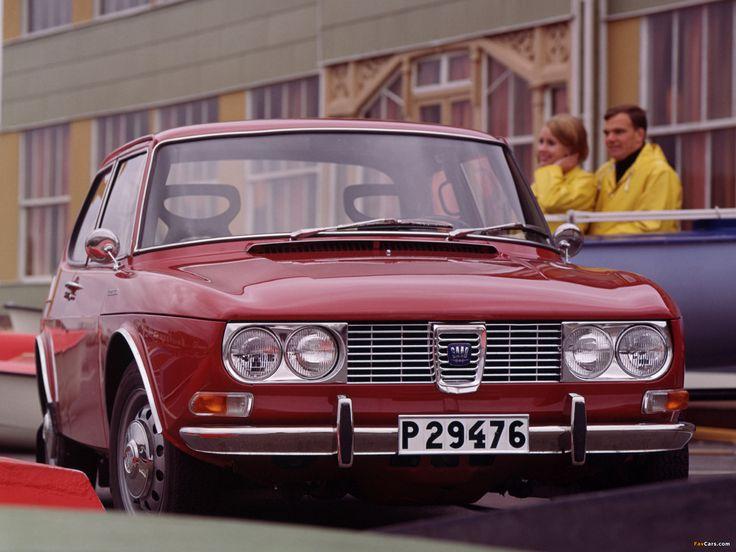 Saab 99 (1969)